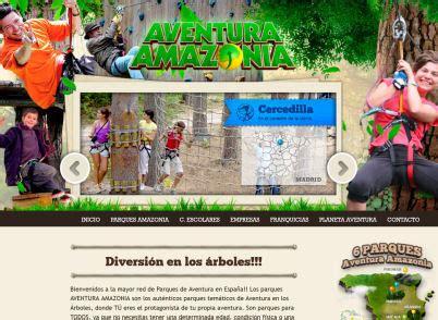 Aventura Amazonia Cercedilla. Cercedilla, Madrid