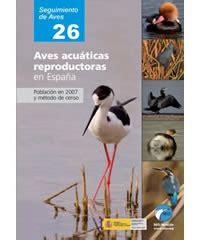 Aves acuáticas reproductoras en España. Población en 2007 ...