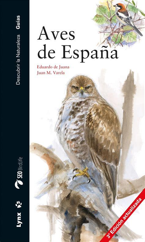 Aves de España – Lynx Edicions
