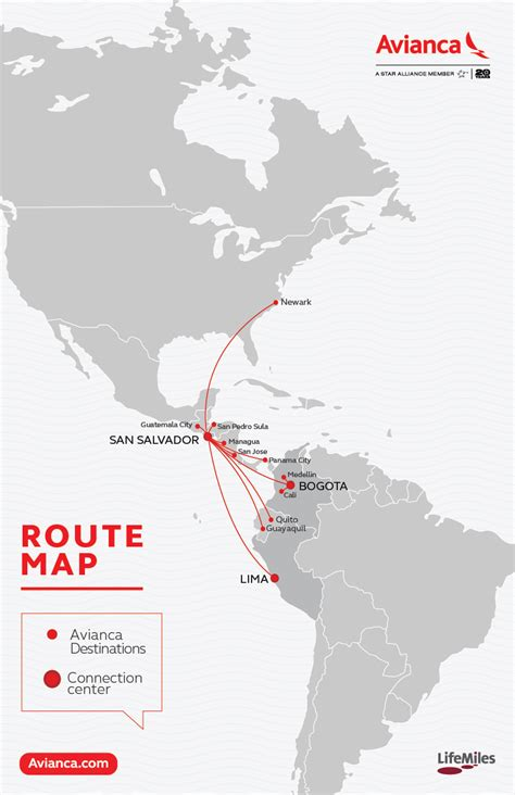 Avianca Airlines Launches New Flight & its Featured ...