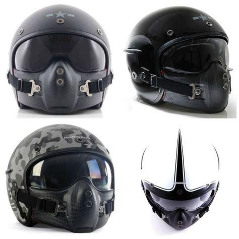 Aviator Motorcycle Helmet | Biker Gear, Clothing, and ...