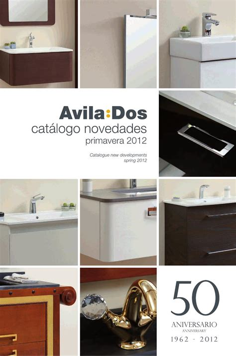 Avila Dos. Muebles de baño by Gibeller   Issuu