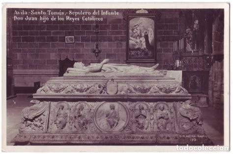 ávila: santo tomás. sepulcro del infante don ju   Comprar ...