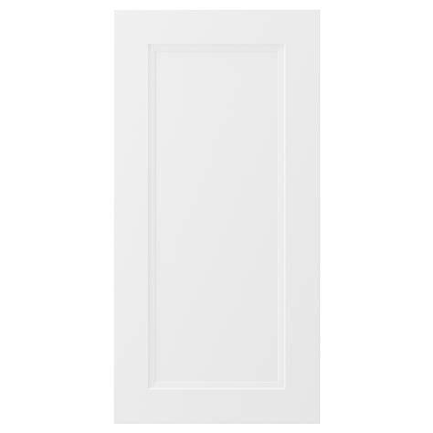 AXSTAD Puerta, blanco mate, 40x80 cm   IKEA
