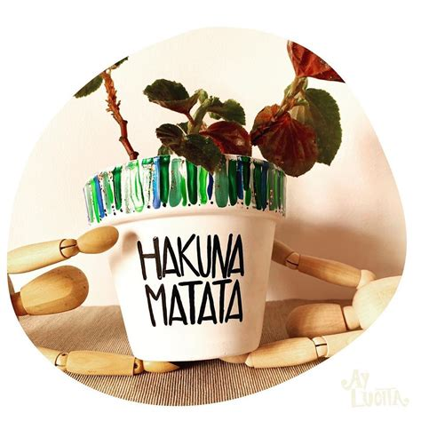 """Ay Lucita on Instagram: """"Hakuna Matata es una frase del ..."""