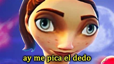AY ME PICA EL DEDO   YouTube