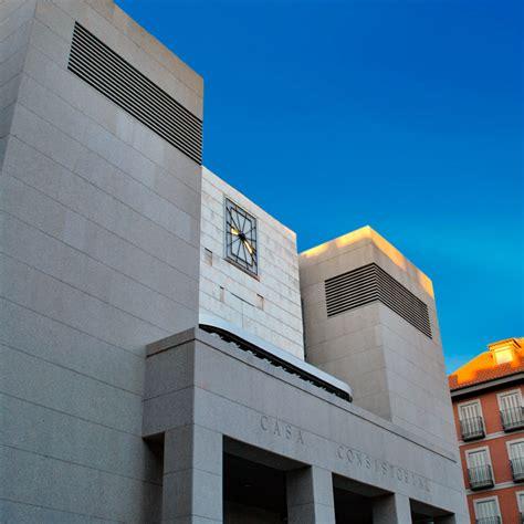 Ayuntamiento de Leganés   ENTREABIERTO