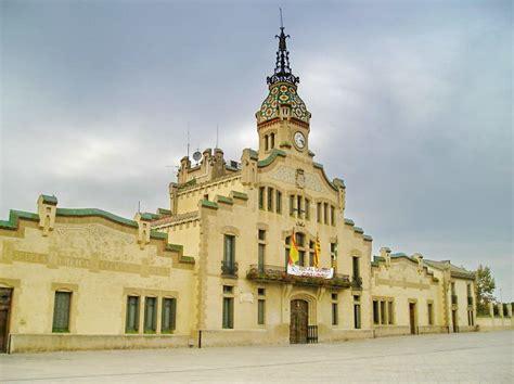 Ayuntamiento de les Franqueses  1912  Albert Juan i Torner