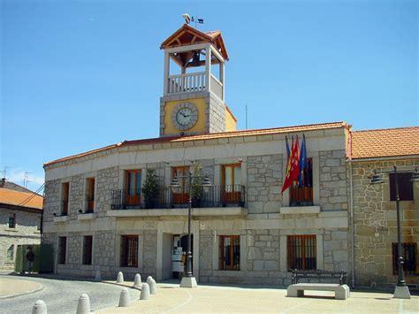 Ayuntamiento de Moralzarzal  Madrid    Docuweb
