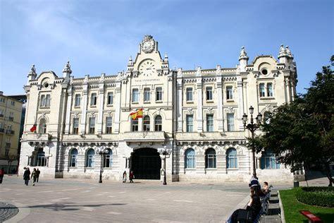 Ayuntamiento de Santander   Wikipedia, la enciclopedia libre
