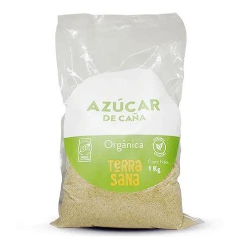 Azúcar de Caña Orgánica Terra Sana 1 Kg.   Orgánicos ...