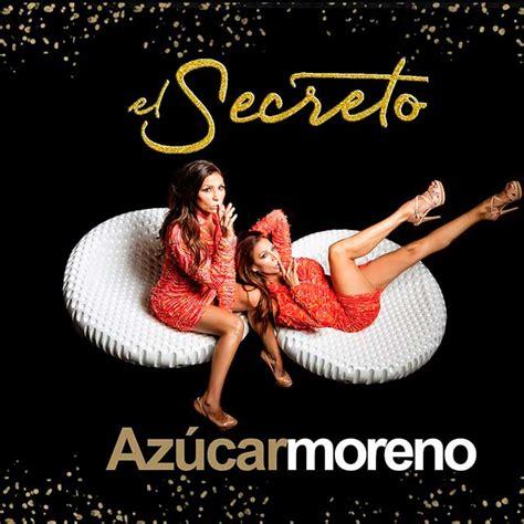 Azúcar Moreno: El secreto, la portada del disco