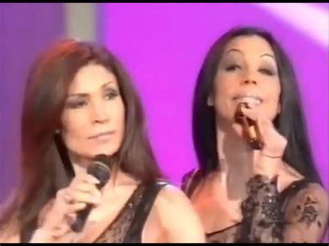 Azúcar Moreno en  Amigos en la noche   TVE, 2001    YouTube