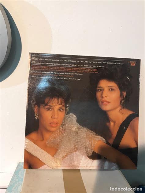 azúcar moreno lp de 1986   Comprar Discos LP Vinilos de ...