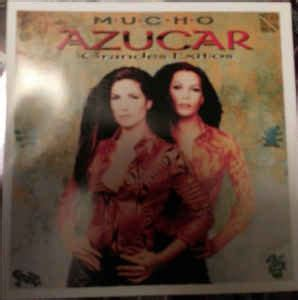 Azucar Moreno   Mucho Azucar  Grandes Exitos   1998, CD ...