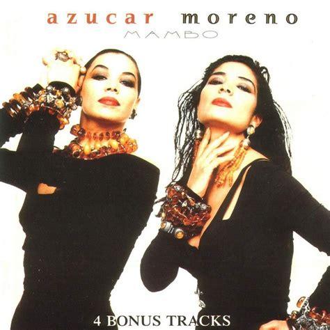 azucar moreno | Musica Caratula de Azucar Moreno Mambo Del ...