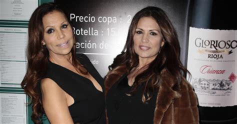 Azúcar Moreno, reconocido dúo musical formado por Toñi y ...