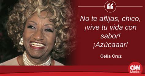 ¡azúcar! un día como hoy de 1925 nació la cantante cubana ...