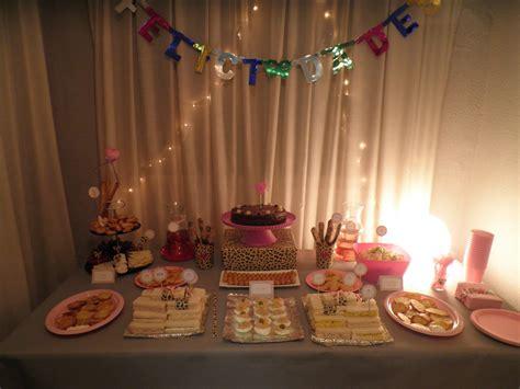 Azúcar y Purpurina: Mesa decorada para mi cumple!