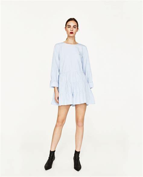 Azul bebé | Zara: monos cortos, tendencia del verano ...