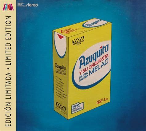 Azuquita Y Su Orquesta Melao   Pura Salsa.rar  41.95 MB ...