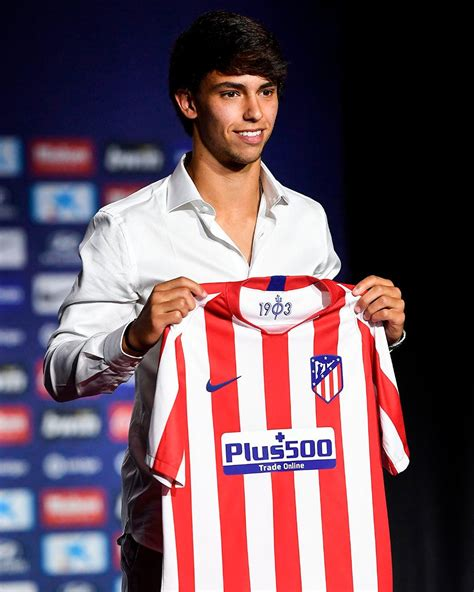 B/R Football on Twitter:  Joao Felix is unveiled as ...
