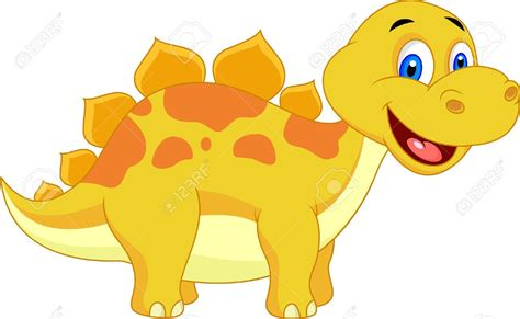 Baby Dinosaur Cartoon Clipart | Free download on ClipArtMag