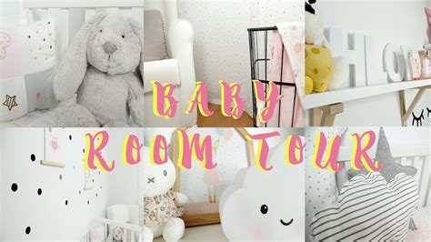 BABY ROOM TOUR I estilo nordico, decoración habitación ...