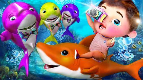 Baby Shark Dance |+ More Nursery Rhymes & Kids Songs ...