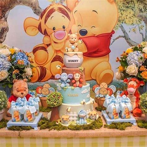 Baby Shower Winnie the Pooh   Temas de fiesta de ...