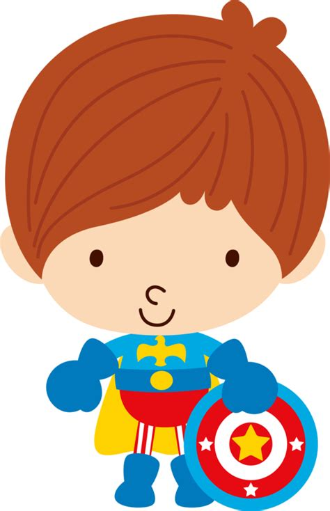 Baby Superheroes Clipart.   Oh My Fiesta! for Geeks