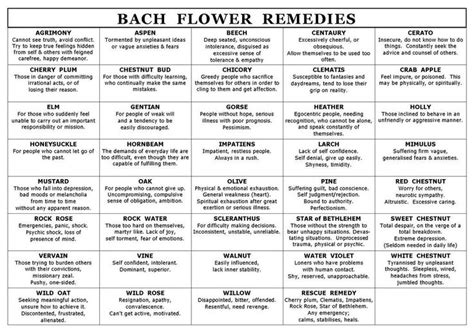 Bach Flower Remedies | Natural Shield | Pinterest | The o ...