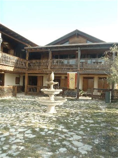 back view   Picture of Hacienda El Jibarito, San Sebastian ...
