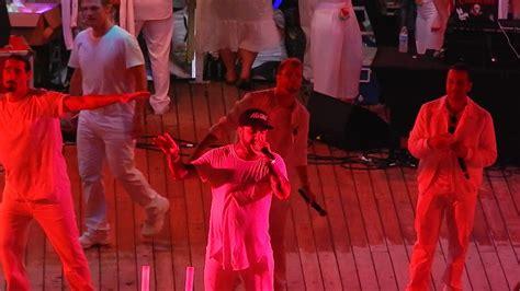 Backstreet Boys Cruise 2018   Millennium Night   Don t ...