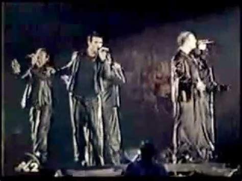 Backstreet Boys   Don t Wanna Lose You Now Live Millennium ...