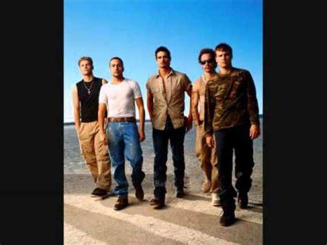 Backstreet Boys   Don t Wanna Lose You Now  with Lyrics ...