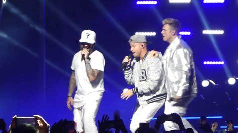 Backstreet Boys Larger Than Life live Stockholm June 2 ...