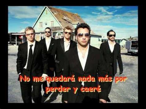 Backstreet Boys   Lose it all  Spanish    YouTube