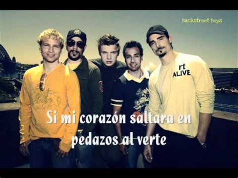 Backstreet Boys Lose it all  traducida al español    YouTube
