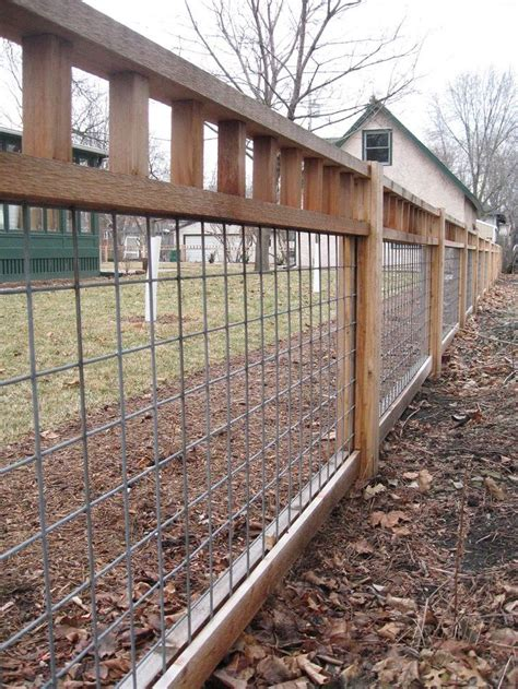 Backyard Metal Fence Ideas   WoodWorking Projects & Plans