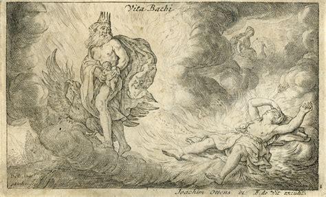 Baco y Dioniso, los dioses griegos y romanos del vino ...