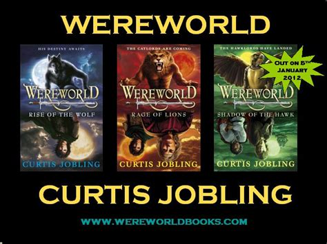 badablingthing: WEREWORLD Rage of Lions Book Tour ...