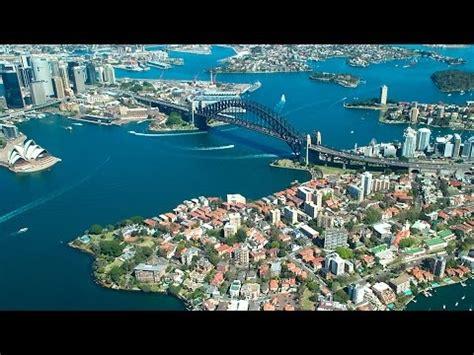 Bahía de Sídney: La Ópera y el Harbour Bridge   YouTube