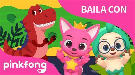 Baila Como el Dinosaurio   Dinosaurios   Bailemos con ...