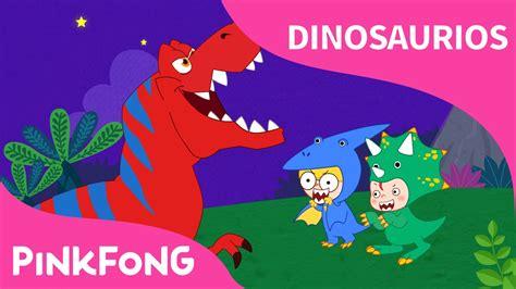 Baila Como el Dinosaurio   Dinosaurios   PINKFONG ...