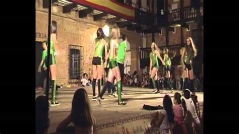 Baile SEÑORITA Tú si que vales San Carlos del Valle   YouTube