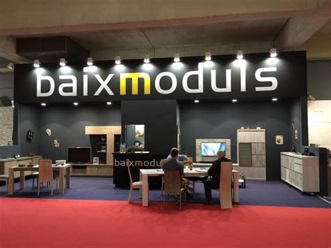 BaixModuls expone en Showroom del mueble Barcelona 2015 ...