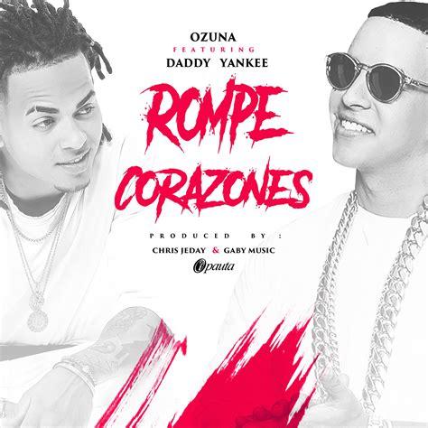 bajar musica nueva mp3: Bajar Rompe Corazones Daddy Yankee ...