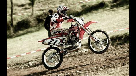 Balade Moto Cross 125 YZ   YouTube