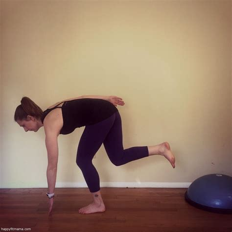 Balance Exercises for Runners | Balance exercises, Fit ...